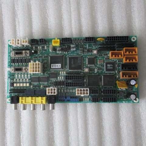Panasonic DT401 PC Board w component-KXFE000DA00